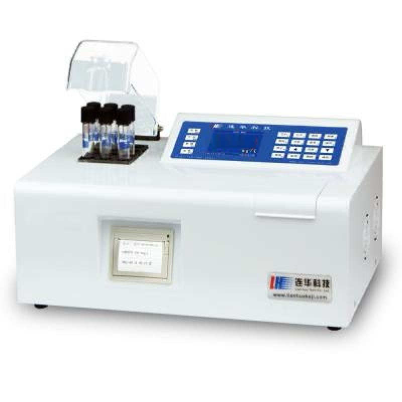 多參數水質測定儀,連華水質測定儀