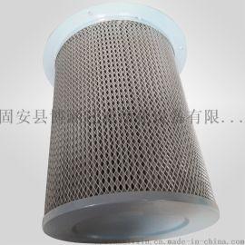 780目不锈钢法兰固定工程机械滤清器液压滤芯
