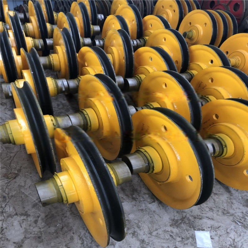 铸钢滑轮组 轧制滑轮组 可非标定制型号滑轮组
