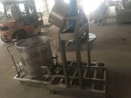 压榨机压榨葡萄 水果冰葡萄榨汁机皮渣分离