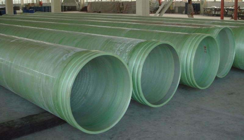 厂家供应玻璃钢管道耐热性好