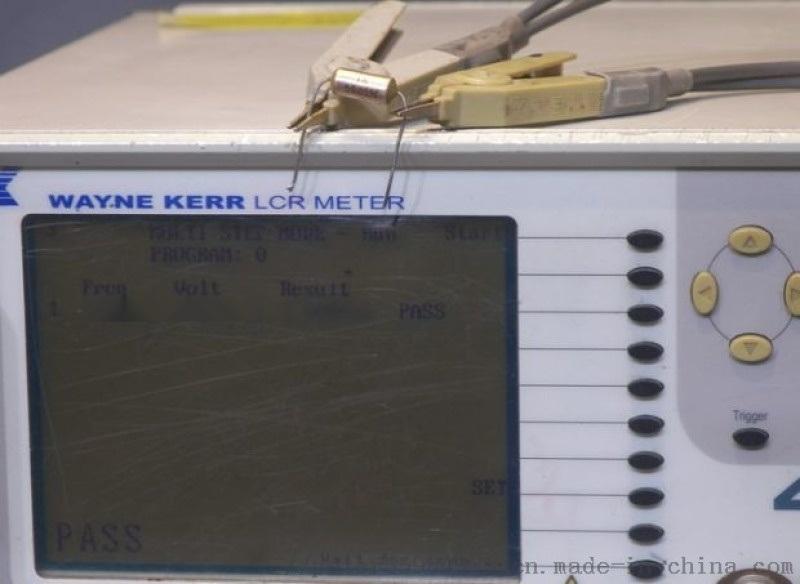 电容质量评估WK4237 lcr数字电桥