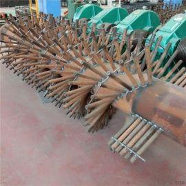 陶土成球造粒机 内外旋二合一造粒机 大型牛粪生产线