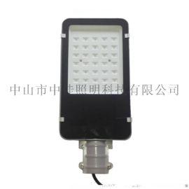 led小金豆路灯外壳 30W太阳能路灯 压铸路灯