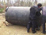 开封两胶一布型封堵气囊,DN1400管道封堵气囊