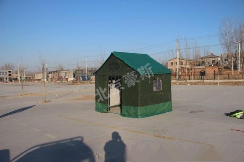 加厚保暖野營工程帳篷防雨救災養蜂工地施工帳篷廠家