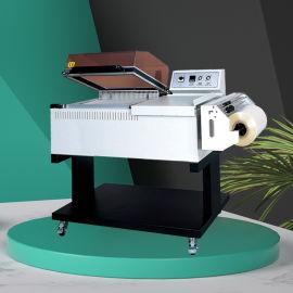 二合一热收缩包装机 半自动收缩包装机