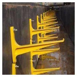 玻璃钢电缆沟支架 铜川电缆保护托架