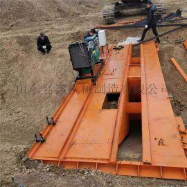 安徽混凝土衬砌成型机 渠道混凝土自动成型机