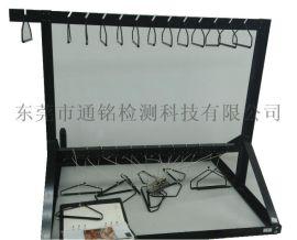 弹性恢复性测试仪,低弹性针织物伸长特性测试仪ASTM D2594-通铭仪器专业纺织测试仪器