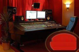 录音棚家具 音频控制台 录音桌 编曲桌 编曲工作台