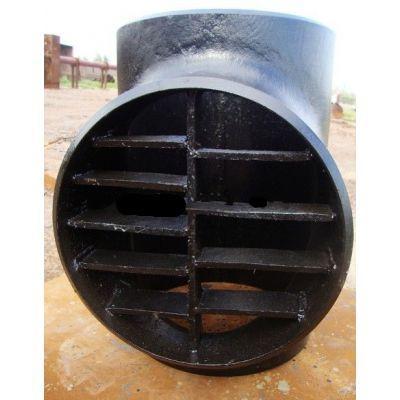 专于质 诺至诚厂家直供国标L290(X42)管线材质清管三通 档条三通