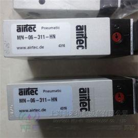 AIRTEC二位五通电磁阀MN-06-311-HN