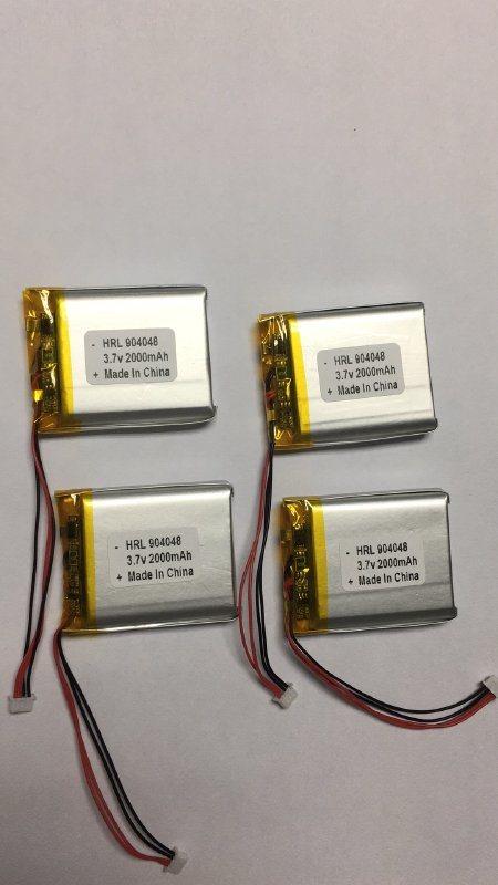 904048-2000mah聚合物电池厂家