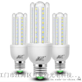 美凌led灯泡节能灯泡超亮家用玉米灯照明光源