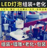 led球泡燈組裝線 球泡燈生產線 燈泡自動裝配線