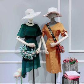 女装哪个牌子好唯众良品服装店加盟折扣品牌女装棉裤女装凉鞋