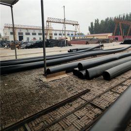 张掖 鑫龙日升 钢套钢蒸汽保温钢管dn125/133聚氨酯保温螺旋钢管