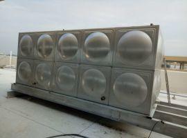 不锈钢水箱组合式消防水箱拼接纯水箱