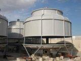圆形逆流式低噪音低温型玻璃钢冷却塔