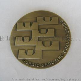广州标牌厂专业制作锌合金压铸铭牌