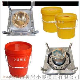 黄岩塑料模具 8升食品桶塑料模具