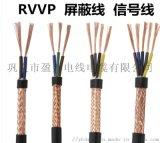 无氧铜芯屏蔽信号线RVVP