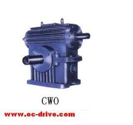 CW圆弧圆柱蜗杆减速机