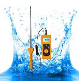 青岛拓科牌精加工饲料水份测试仪DM400C  高周波化肥水份检测仪