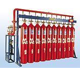 固定式氣體滅火系統