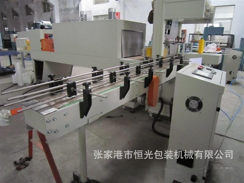 经济实用性的覆膜机  塑包机  裹膜机  恒光厂家制造