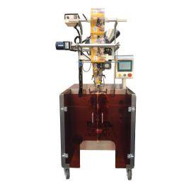 批发炒货包装机物料检测开关控制物料颗粒振动网筛过滤包装机