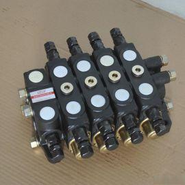 DL-L15E-4O4T系列液压多路阀
