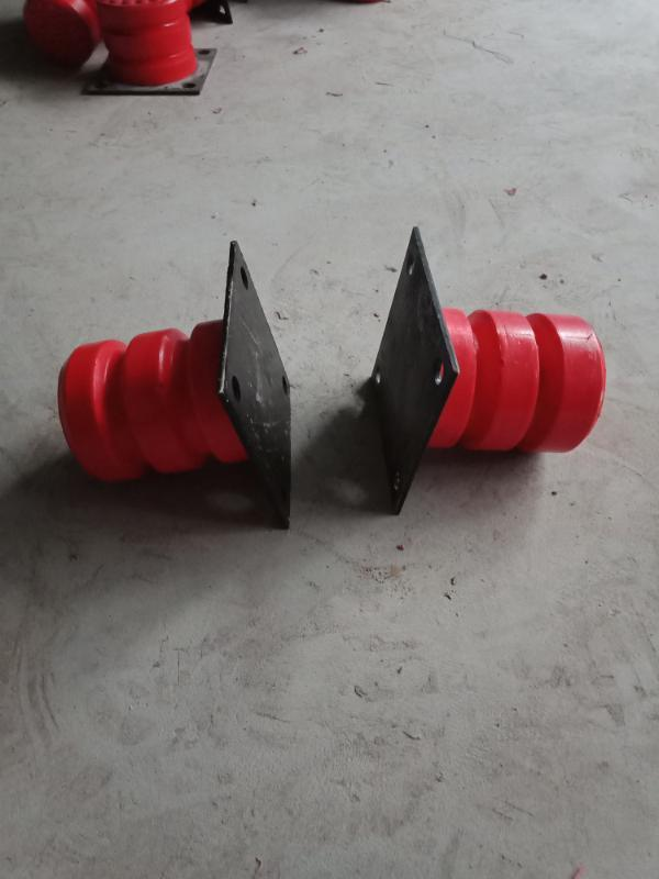 供应JHQ-C型缓冲器 双梁车龙门吊缓冲器防碰头垫