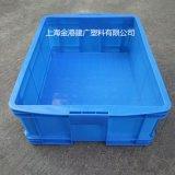 廠家供應 全新料塑料週轉箱 500*380*180塑料箱 可加蓋塑料箱