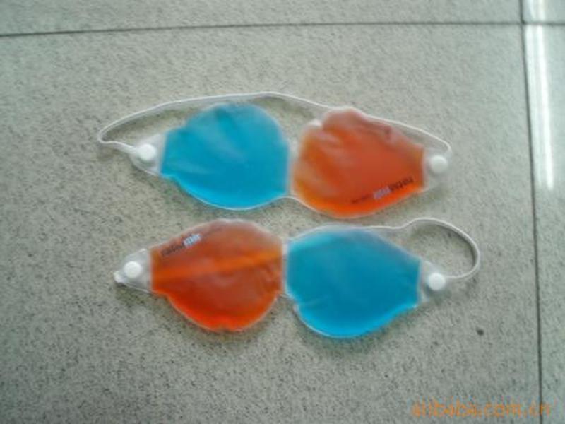 供应 威旺塑胶生产冰敷眼罩
