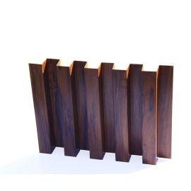 厂家定制铝单板波浪长城铝单板规格长城板批量订做规格