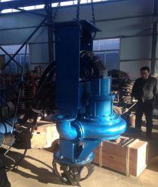 搅拌器挖机清淤泵 液压抽泥泵 河道泥浆泵