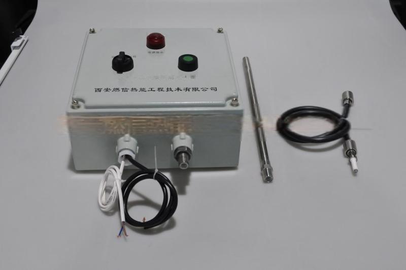 燃信热能供应污水处理站沼气高能点火器,沼气火炬成套设备