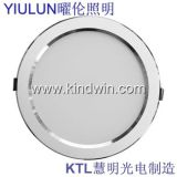 LED圓形面板燈 (YPL08-S18P1)