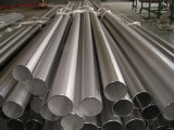 江门不锈钢焊管,国标304拉丝不锈钢管,家具制品用不锈钢管