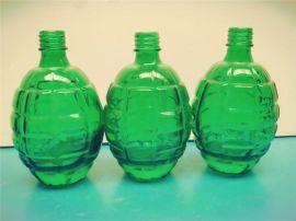 保健酒瓶 玻璃酒瓶 白酒瓶 可定制