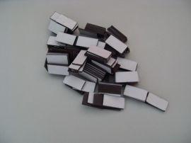 磁铁软磁橡胶磁同性单面磁条F220*20*2MM 0.39元/片