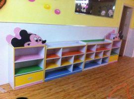 幼儿园玩具柜 幼儿园游乐设备