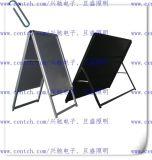单双面 广告指示牌水牌架 立牌展示架 开启式铝合金海报架