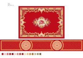 生产制造酒店手工地毯 5.5磅羊毛手工地毯-深圳华亚手工地毯厂