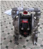 代理原裝進口英格索蘭不鏽鋼氣動隔膜泵