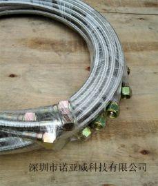 铁氟龙不锈钢编织高压管,耐高压高温,质优价廉,深圳厂家直销