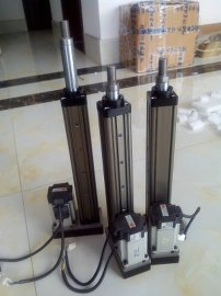 折返式伺服电动缸 AH(I)50-250伺服电动推杆 直线伺服系统