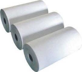 供应品宝光白PET保护膜/格底乳白PET/蓝格底乳白PET